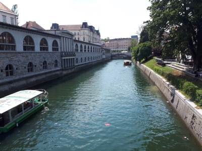ljubljana, slovenija