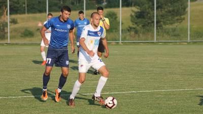 Borac - Mladost 0:1, Dejan Bosančić