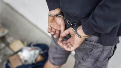 hapšenje, uhapšen, privođenje, lisice