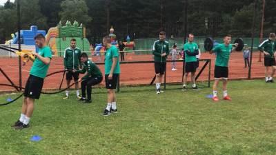 FK Rudar Prijedor pripreme Zlatibor 2019