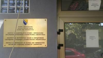 Institut za mjeriteljstvo BiH