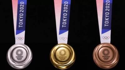 Medalje Tokio 2020 od recikliranih telefona