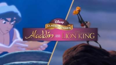 Aladdin The Lion King povratak
