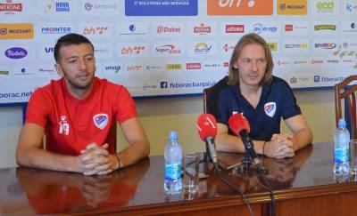 Marko Mirić, Branislav Krunić, Borac