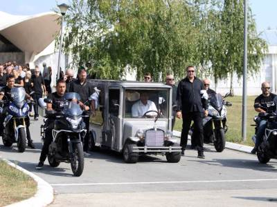 Gru sahrana