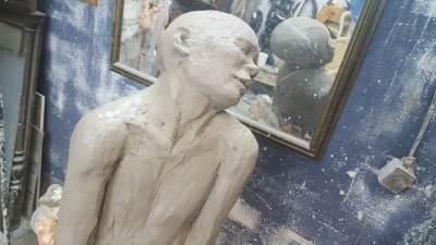 Bojan Mikulić, skulpture, kipovi, muzej