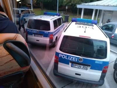Bajern, Crvena zvezda, policija