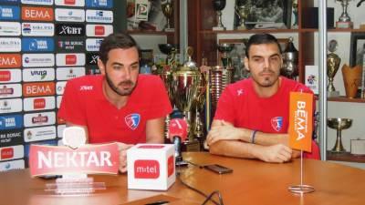 Mirko Mikić i Milan Dakić