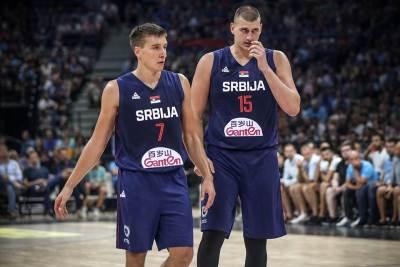 Bogdan Bogdanović i Nikola Jokić
