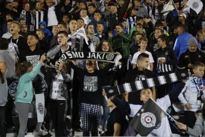 Partizan, Alkmar, djeca
