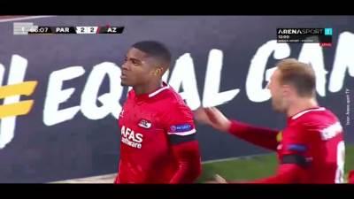 Partizan - AZ Alkmar 2:2