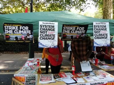 London, protesti