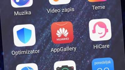 Huawei, Viber