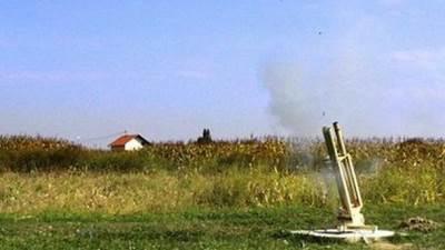 protivgradna, raketa