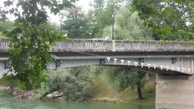 gradski most, Banjaluka