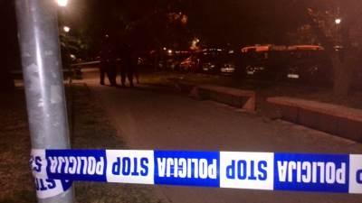 pucnajva crna gora crnogorska policija, milicija