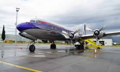 Titov avion