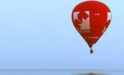 merkator, balon
