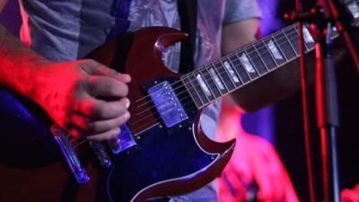 gitara, roker, muzika, muzičar
