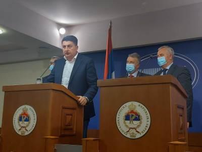 Milan Radović i poslanici SDS