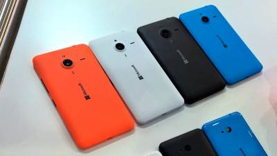 Lumia 640 XL, Lumia, Microsoft, Telefon
