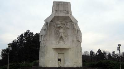 Šehitluci, spomenik