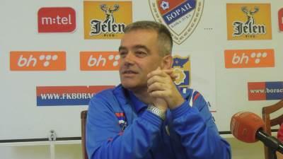 Vlado Jagodić, FK Borac