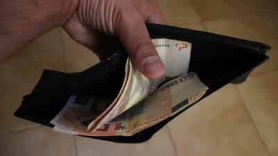 Euri, Euro, Novac, novčanice, Evro, Evri, Novčanik