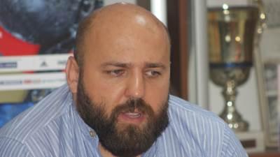 Vladimir Branković, Press konferencija uoči početka kvalifikacija za Ligu šampiona
